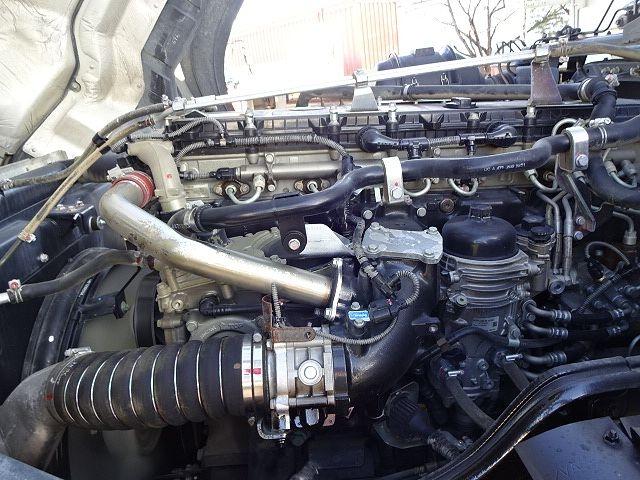三菱 H25 スーパーグレート ダンプ 車検H31.12 画像30