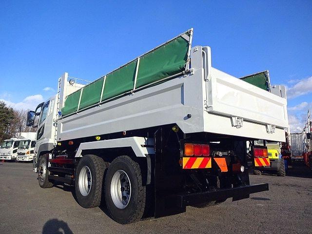 三菱 H25 スーパーグレート ダンプ 車検H31.12 画像8
