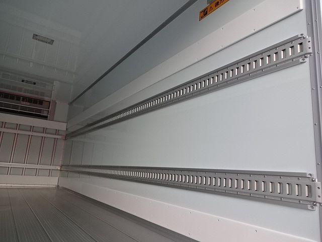 三菱 H30 ファイター フルワイド低温冷凍車 格納PG 画像14