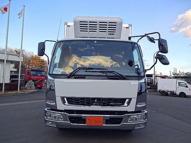 三菱 H30 ファイター フルワイド低温冷凍車 格納PG 画像2