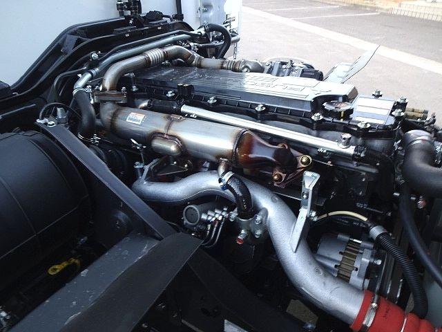 三菱 H30 ファイター フルワイド低温冷凍車 格納PG 画像29
