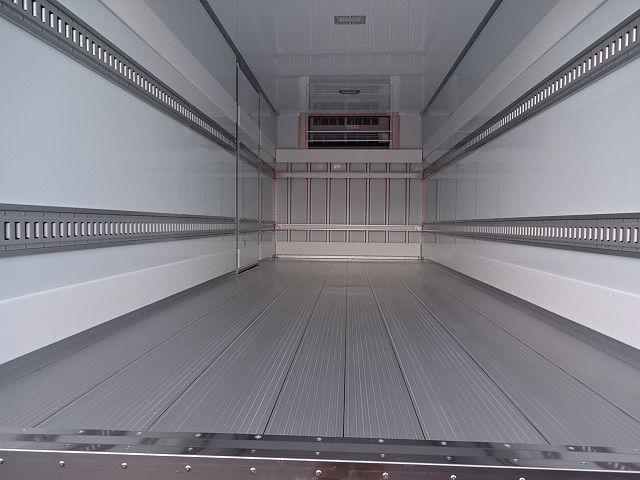 三菱 H30 ファイター フルワイド低温冷凍車 格納PG 画像11