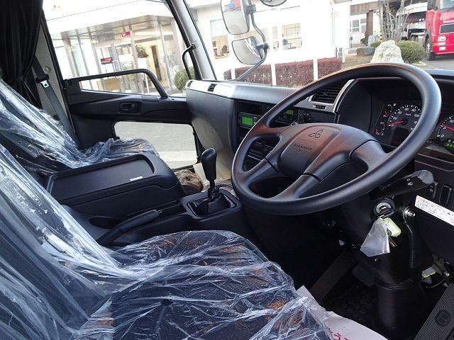 三菱 H30 ファイター フルワイド低温冷凍車 格納PG 画像19