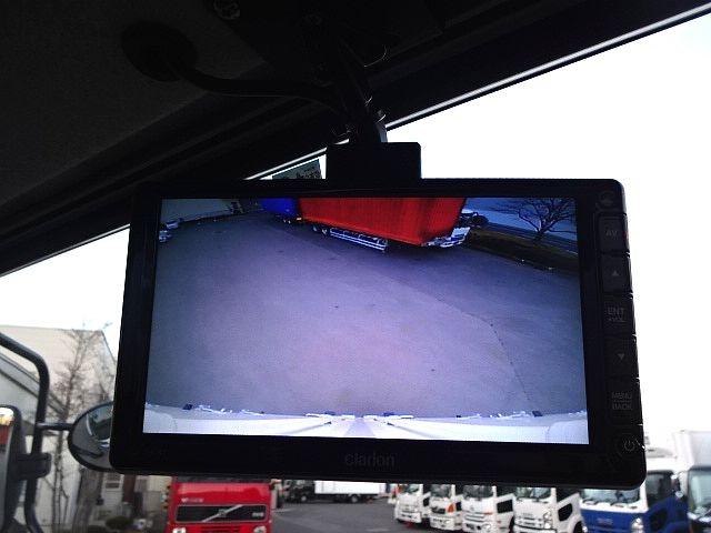 三菱 H30 ファイター フルワイド低温冷凍車 格納PG 画像23