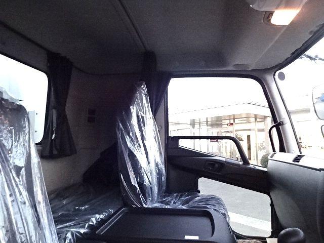 三菱 H30 ファイター フルワイド低温冷凍車 格納PG 画像24