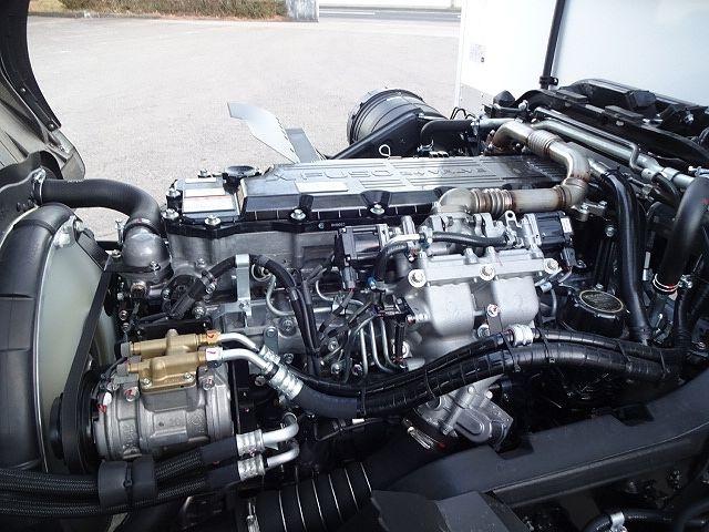 三菱 H30 ファイター フルワイド低温冷凍車 格納PG 画像28