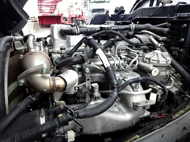 日野 H22 レンジャー ワイド 低温冷凍車 PG付 画像20