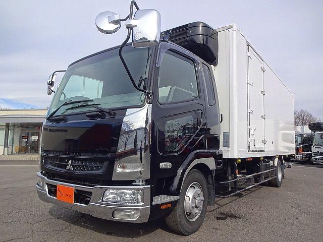 三菱 H22 ファイター 低温冷凍車 格納PG ★ 画像1