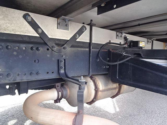 三菱 H22 ファイター 低温冷凍車 格納PG ★ 画像16