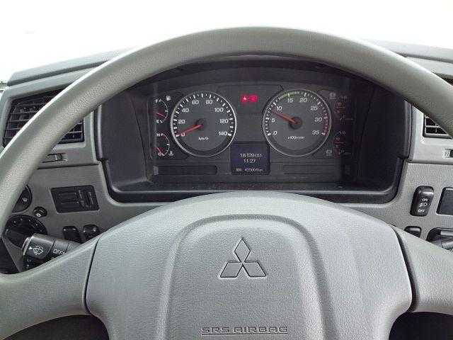 三菱 H22 ファイター 低温冷凍車 格納PG ★ 画像22