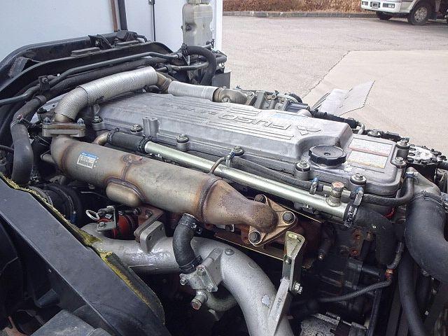 三菱 H22 ファイター 低温冷凍車 格納PG ★ 画像30