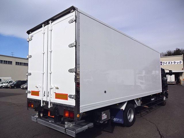 三菱 H22 ファイター 低温冷凍車 格納PG ★ 画像9