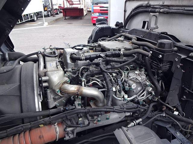 日野 H28 レンジャー フルワイド低温冷凍車 格納PG 画像29