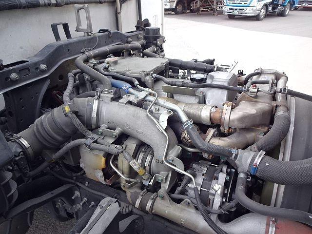 日野 H28 レンジャー フルワイド低温冷凍車 格納PG 画像30