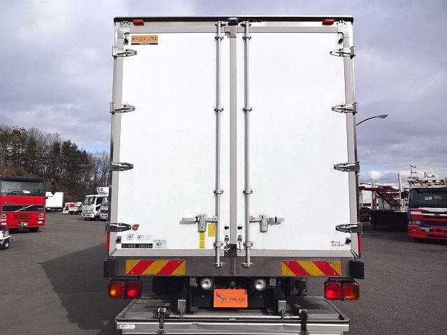日野 H28 レンジャー フルワイド低温冷凍車 格納PG 画像8