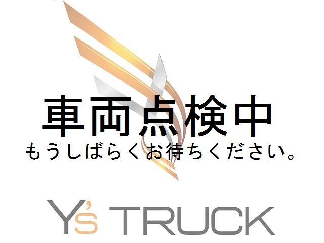 三菱 スーパーグレート 4軸低床冷凍車 キーストン 画像4
