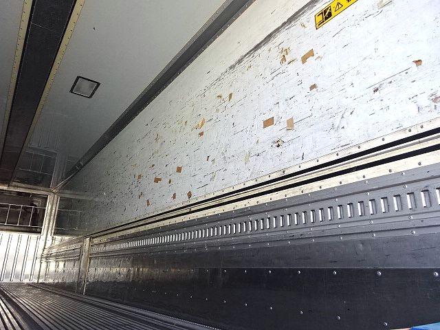 UD H19 クオン 3軸 冷凍ウィング キーストン 画像10