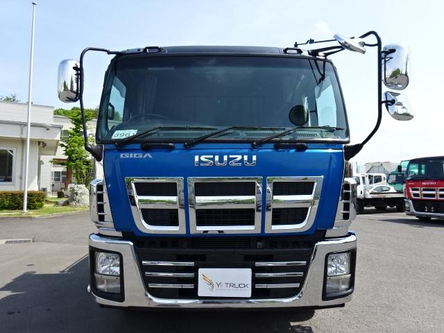 いすゞ H25 ギガ ダンプ 車検付 H31年11月 ★ 画像3