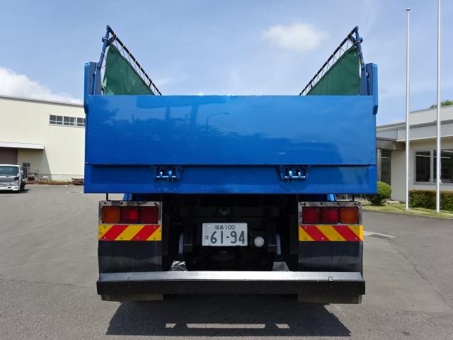 いすゞ H25 ギガ ダンプ 車検付 H31年11月 ★ 画像8