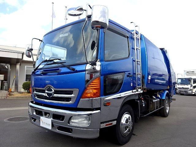 三菱 H15 レンジャー パッカー車 プレス式 ★ 画像1
