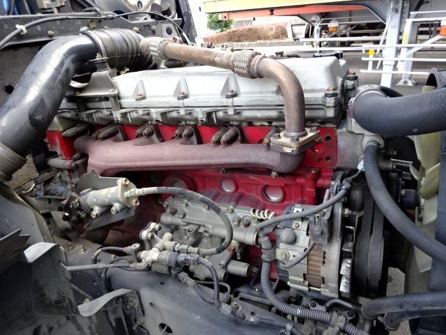 三菱 H15 レンジャー パッカー車 プレス式 ★ 画像15