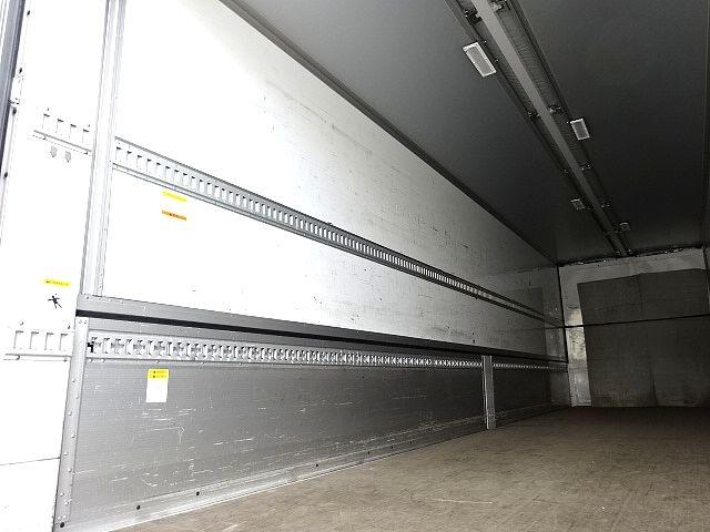 三菱 H27 スーパーグレート 4軸低床アルミウィング 画像10
