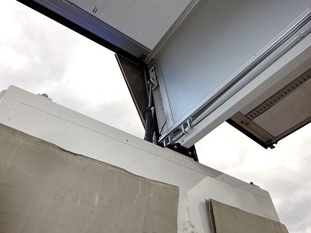 三菱 H27 スーパーグレート 4軸低床アルミウィング 画像12