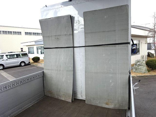 三菱 H27 スーパーグレート 4軸低床アルミウィング 画像16