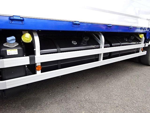三菱 H27 スーパーグレート 4軸低床アルミウィング 画像21