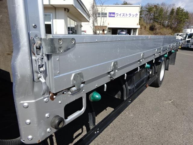 三菱 H26 ファイター ワイド 平 4段クレーン 画像9