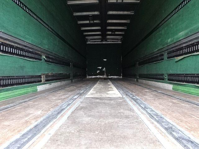 三菱 H16 スーパーグレート 4軸低床アルミウィング★ 画像12