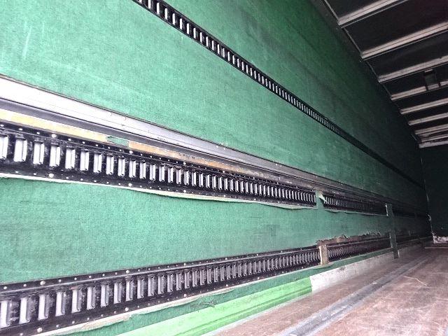 三菱 H16 スーパーグレート 4軸低床アルミウィング★ 画像13