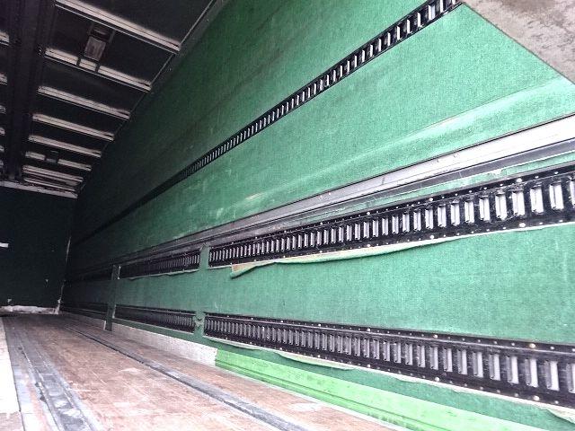 三菱 H16 スーパーグレート 4軸低床アルミウィング★ 画像14