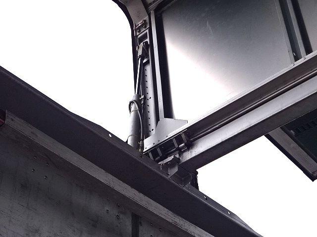 三菱 H16 スーパーグレート 4軸低床アルミウィング★ 画像18