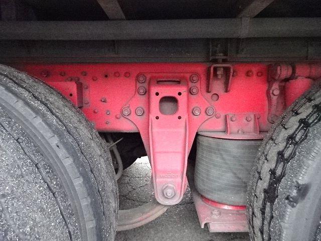 三菱 H16 スーパーグレート 4軸低床アルミウィング★ 画像21