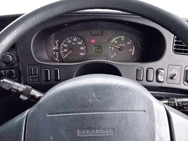 三菱 H16 スーパーグレート 4軸低床アルミウィング★ 画像24