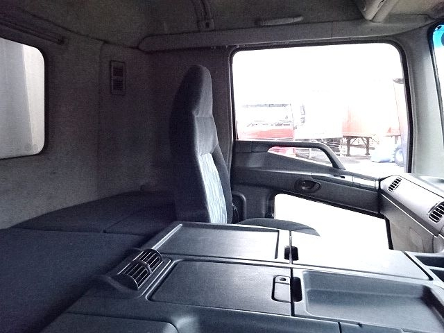 三菱 H16 スーパーグレート 4軸低床アルミウィング★ 画像28