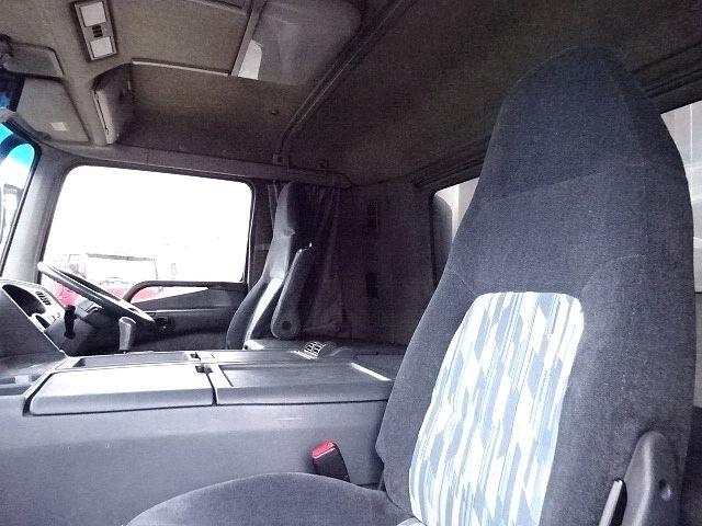三菱 H16 スーパーグレート 4軸低床アルミウィング★ 画像29