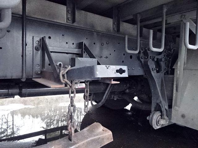 UD H24 クオン 3軸冷凍車 格納PG キーストン 画像19
