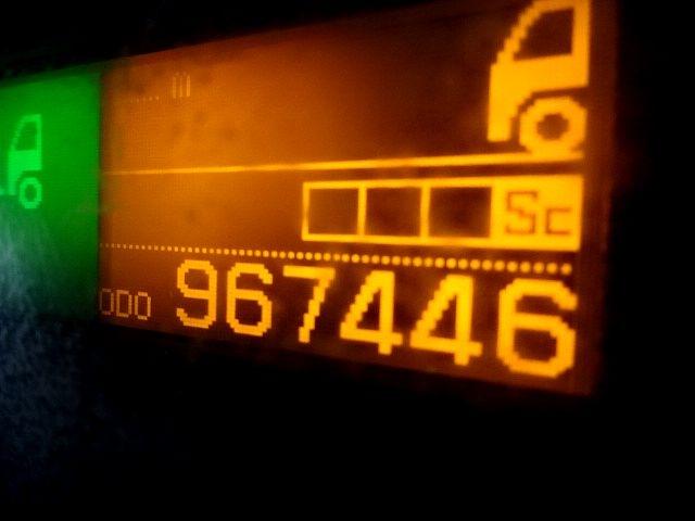 UD H24 クオン 3軸冷凍車 格納PG キーストン 画像23