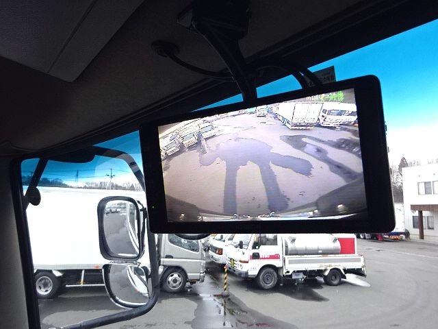 UD H24 クオン 3軸冷凍車 格納PG キーストン 画像25