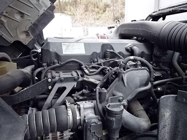 UD H24 クオン 3軸冷凍車 格納PG キーストン 画像27