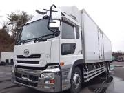 UD H24 クオン 3軸冷凍車 格納PG キーストン