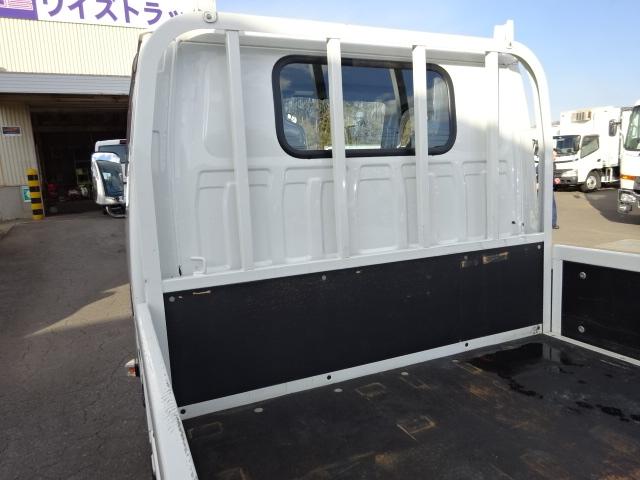 いすゞ H28 エルフ 4WD 平ボディ 1.5万km ★ 画像11