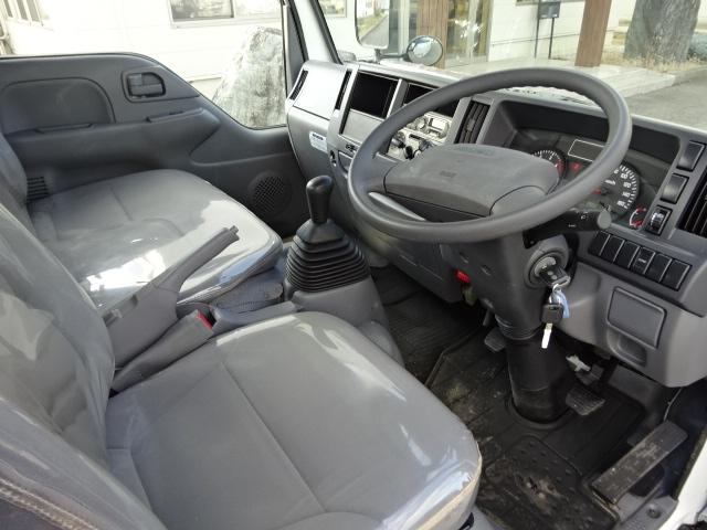 いすゞ H28 エルフ 4WD 平ボディ 1.5万km ★ 画像17