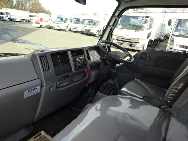 いすゞ H28 エルフ 4WD 平ボディ 1.5万km ★ 画像22