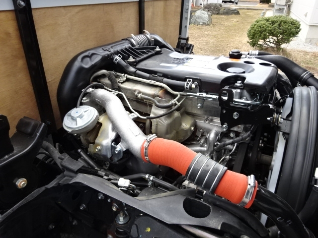 いすゞ H28 エルフ 4WD 平ボディ 1.5万km ★ 画像25