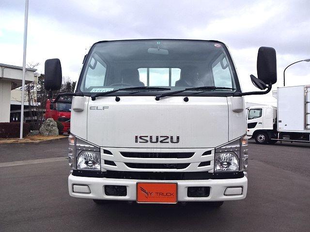 いすゞ H28 エルフ 4WD 平ボディ 1.5万km ★ 画像2