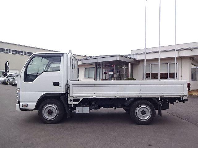 いすゞ H28 エルフ 4WD 平ボディ 1.5万km ★ 画像4