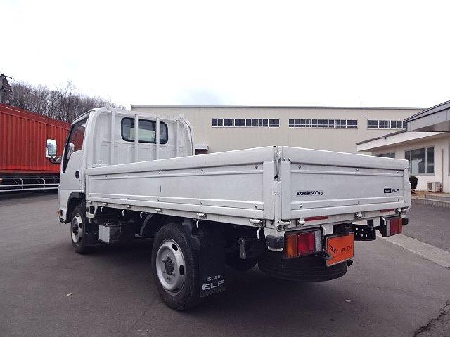 いすゞ H28 エルフ 4WD 平ボディ 1.5万km ★ 画像6